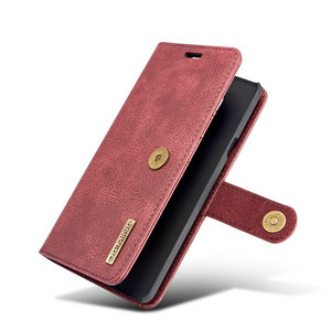 Image 5 - For LG G7 ThinQ Genuine Leather Case Detachable Wallet Case on For LG G7 ThinQ V30 V30+ Flip Cases For LG V30 PLUS Etui Bags