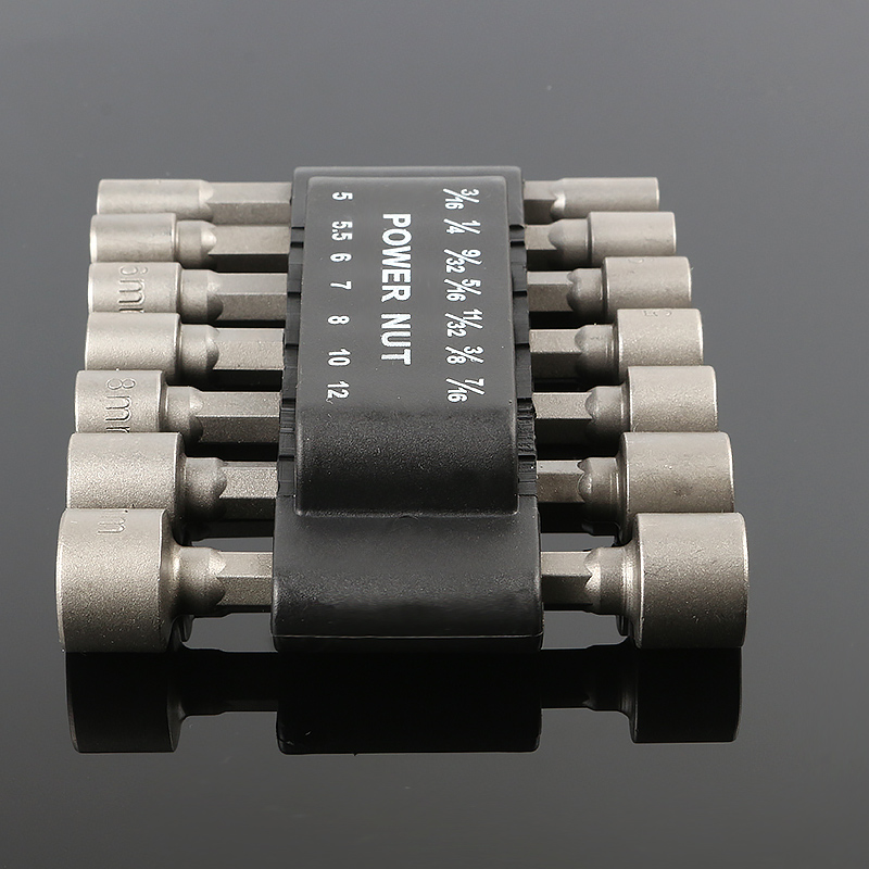 Powerful hexagonal non - magnetic sleeve head pneumatic pneumatic approved batch head electric screwdriver self - tapping screws