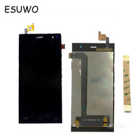 ESUWO Smartphone Assembly For Wexler Zen 4 5 LCD Display With Digitizer Panel Assembly