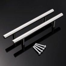 Кухонные дверные ручки из нержавеющей стали с Т-образным стержнем 96 мм