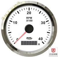 Gasoline Diesel Engine Tachometer Speedboat Car Truck 4000 To 12V 24V Vehicle For Ship Use