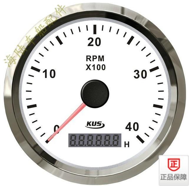 Gasoline, diesel engine, tachometer, speedboat, car, truck, 4000 to 12V/24V vehicle for ship use