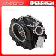 LIFAN LF 125CC LF125 двигатель черный пустой головка цилиндра подходит для большинства китайских питбайк ATV