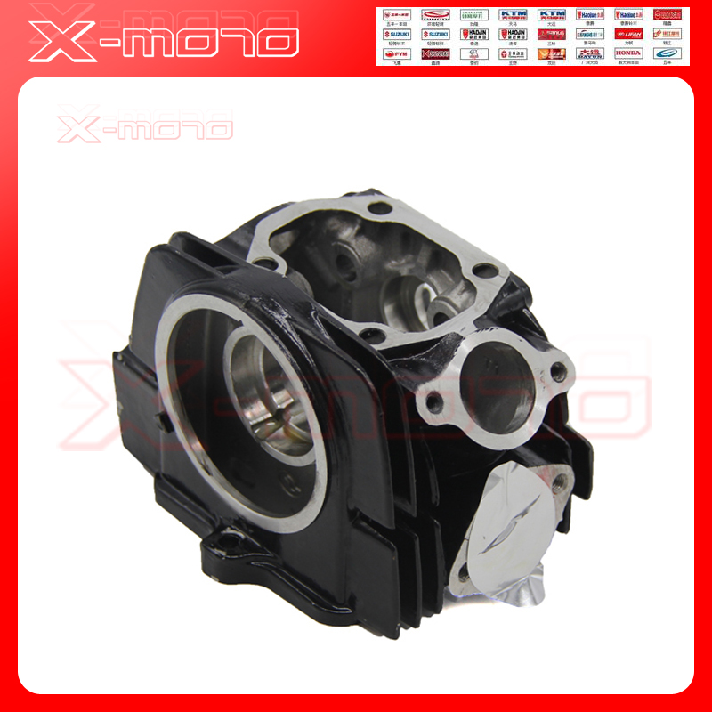 LIFAN LF 125CC LF125 Engine Black Empty Cylinder Head fit Most of Chinese Pit bike ATV image
