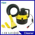 Alta energia multifuncional DC 12 V vasilha portátil Wet And Dry Auto Car Wash aspirador com cigarro ficha amarela YF-002