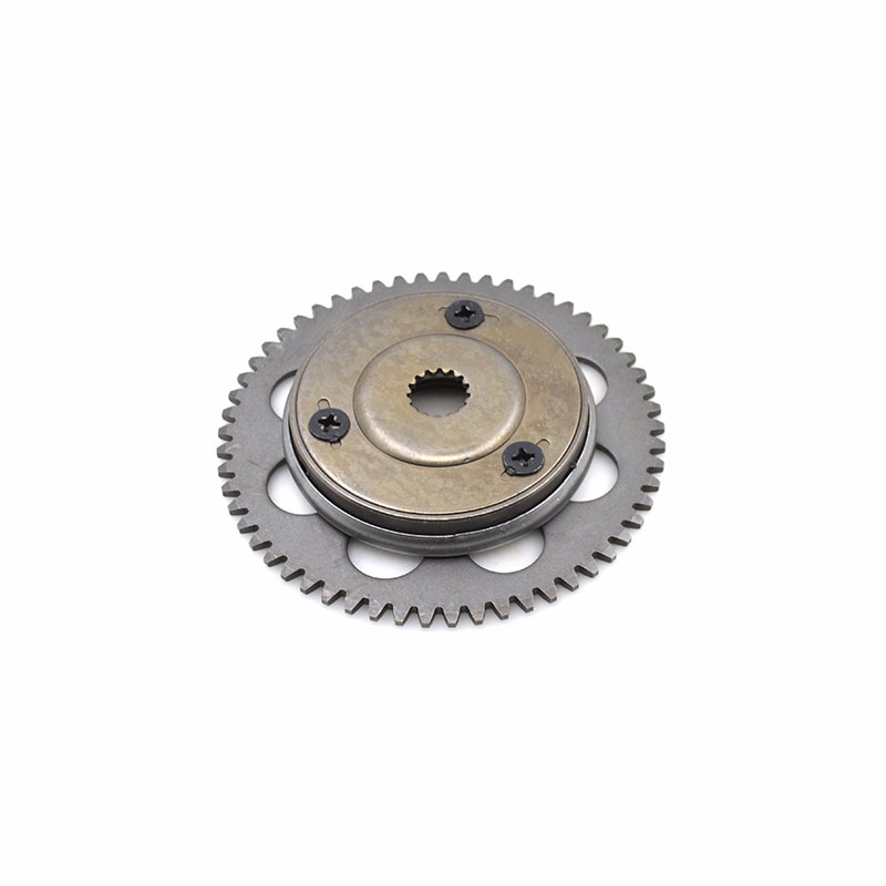 2088 Motorcycle One Way Bearing Starter Clutch Assembly For Yamaha ZY125 ZY 125 125cc Clutch Spare Parts2088 Motorcycle One Way Bearing Starter Clutch Assembly For Yamaha ZY125 ZY 125 125cc Clutch Spare Parts