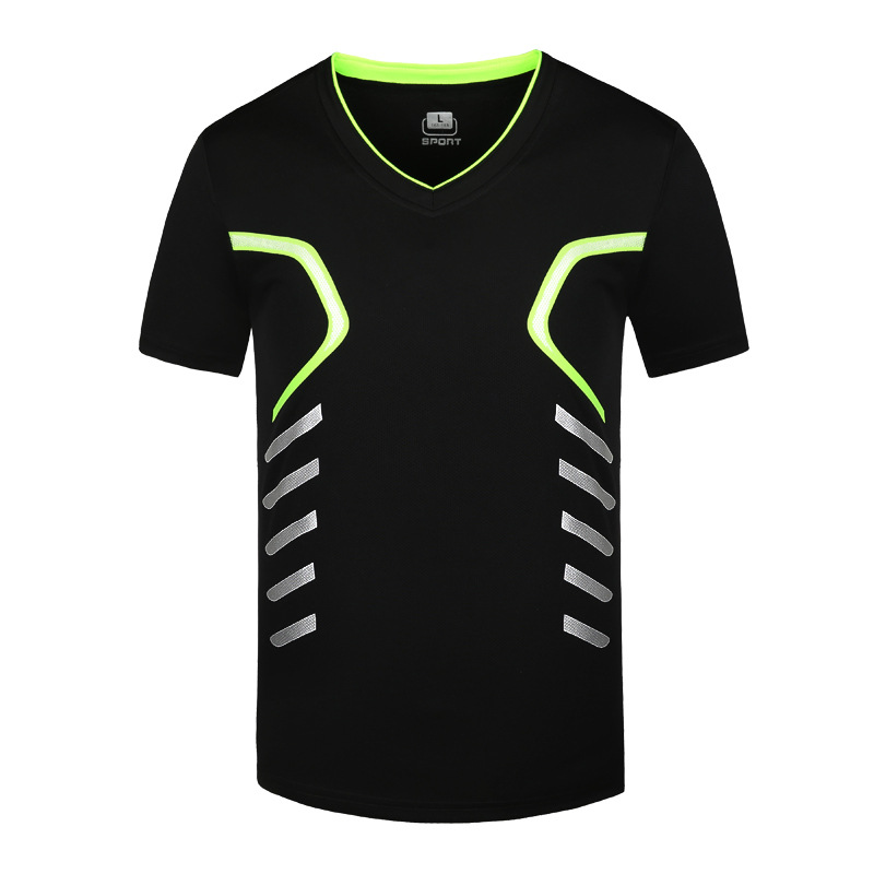 Men's Clothing Mens Casual Quick Dry T-shirts Summer Short Sleeve Fitness T Shirt Sportswear Breathable Tops Shirts Plus Size 6xl 7xl 8xl 9xl Making Things Convenient For Customers