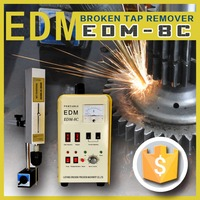 Máquina de corte de alambre EDM 800 W removedor del grifo roto