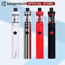 Kanger Мега SUBVOD ТК Комплект e электронная сигарета Vape с 4 мл Topfill Бак 2300 мАч Контроля Температуры Батареи Комплект