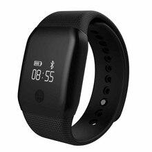 A88 + смарт-Браслет Спорта Шагомер сердечного ритма фитнес-часы SPO2H кислорода в крови монитор браслет для IOS Android