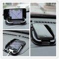 Car anti-skid pad Mobile phone car mat Accessories For Alfa Romeo 147 156 159 Mito Giulia Milano GT Q2