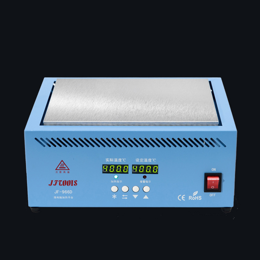 JF-966D Heating Platform Preheating Station Screen Repair Special Heating Units 220V  Mobile maintenance toolsJF-966D Heating Platform Preheating Station Screen Repair Special Heating Units 220V  Mobile maintenance tools