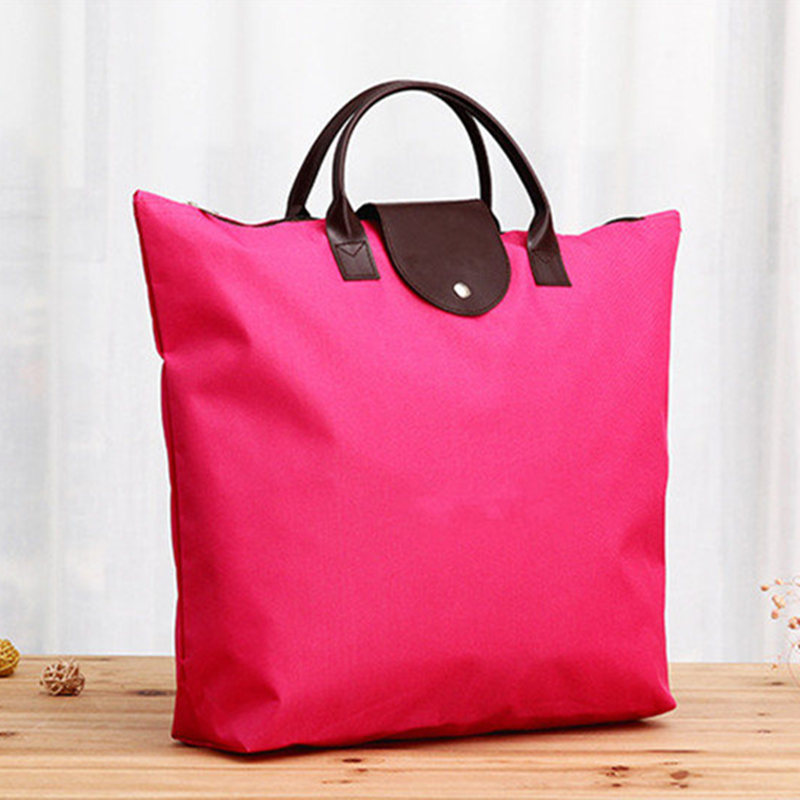 New high quality Shopping Bag Oxford Fabric High-Capacity Man Women Casual Travel Bag Reusable Grocery Foldable Tote Storage Bag стоимость