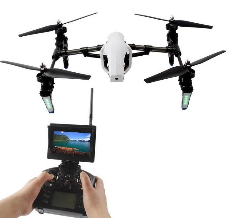 Wltoys Q333 A q333a 5.8g 4ch 변압기 원 키 리턴 및 헤드리스 모드 rc 쿼드 콥터, 720 p hd fpv 카메라 hd 모니터 rtf-에서RC 헬리콥터부터 완구 & 취미 의  그룹 2
