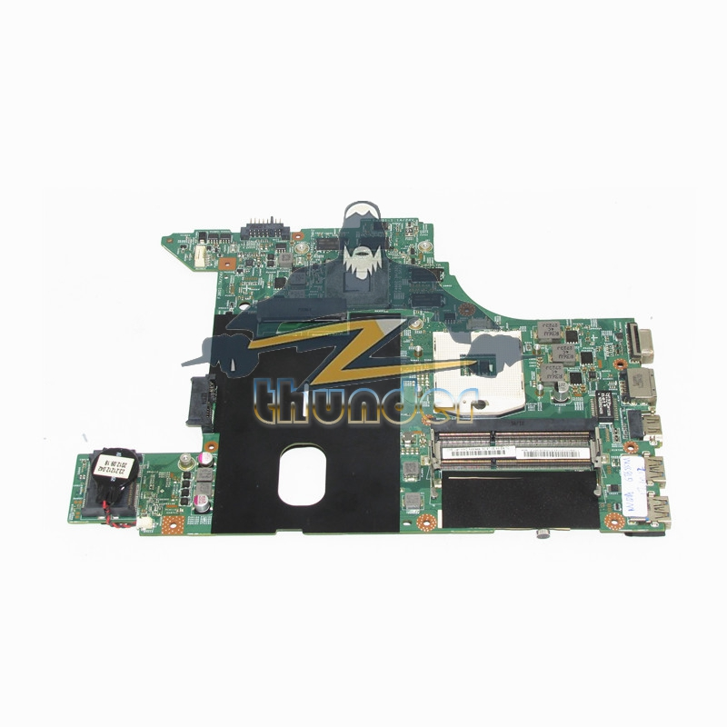 For Lenovo Ideapad B490 Laptop Motherboard 11S90002004 48.4TD07.01M HM76 DDR3L GT635M Video Card original for lenovo b490 v470 motherboard mainboard 48 4td01 011 100