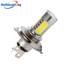 H4 LED high power 7.5 W 5 white fog lamps Car Auto head light source car parking 12 V 6000 K Light Lamp