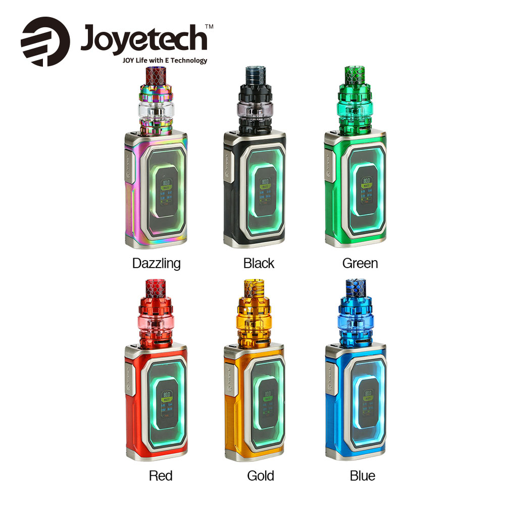 все цены на Original Joyetech ESPION Infinite 230W TC Kit with 5.5ml ProCore Conquer Tank & Huge Display No 18650 Battery Box Mod Vape Kit