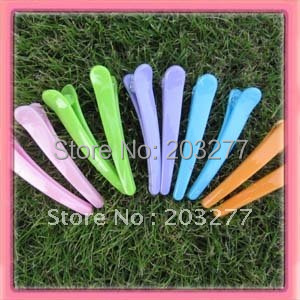 Free shipping! 24pcs/lot children aligator clip hair clip plastic hair clip <font><b>can</b></font> <font><b>mix</b></font> <font><b>order</b></font>
