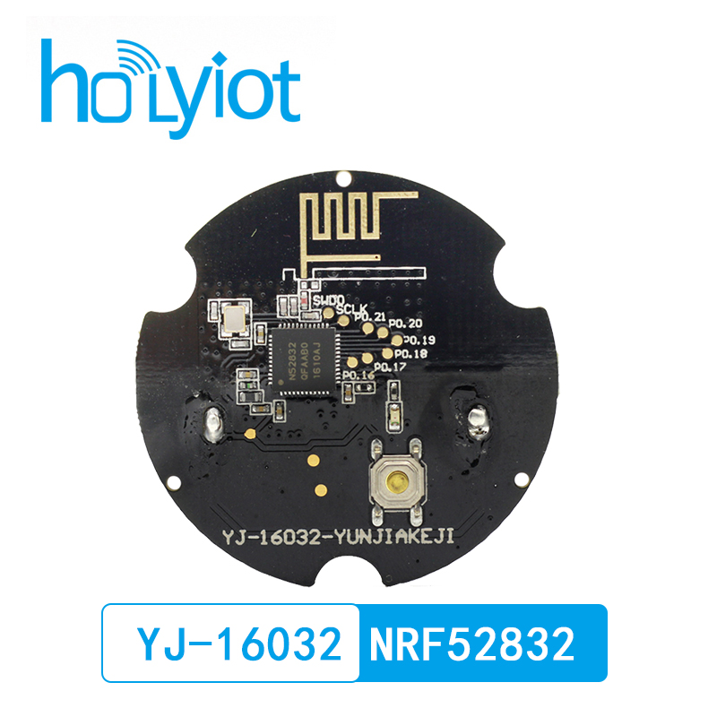 Nordic nRF52832 Bluetooth 4 0 module for Beacon Support NFC functions