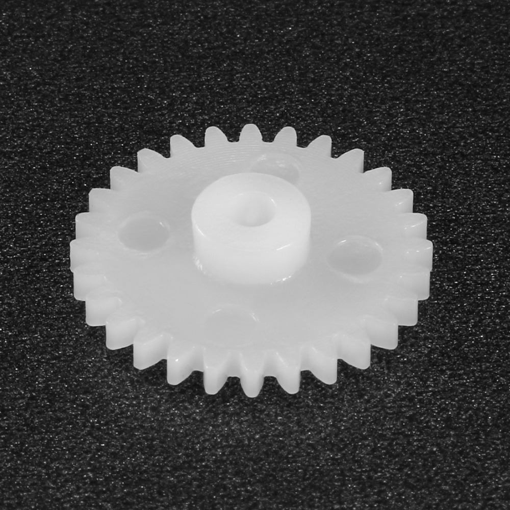 Uxcell 20Pcs 202/222/242/262/282A Plastic Gear 20/22/24/26/28 Teeth 2mm Hole Diameter Toy Accessories for DIY Car Robot MotorUxcell 20Pcs 202/222/242/262/282A Plastic Gear 20/22/24/26/28 Teeth 2mm Hole Diameter Toy Accessories for DIY Car Robot Motor