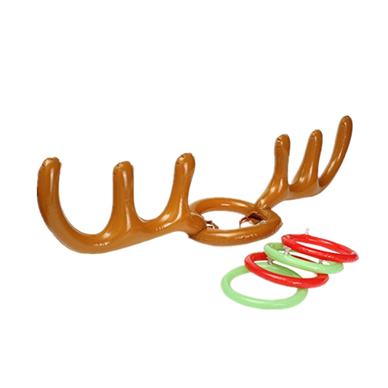 Christmas-Decoration-Antlers-Children-Outdoor-Toys-Throwing-Game-Parent-Child-Inflatable-Christmas-Gift-Kids-Toy-4