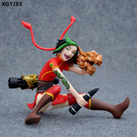 LOL Game Animation PVC Action Figure High Quality Children S Toys Online Game Dragon Jin Kesi
