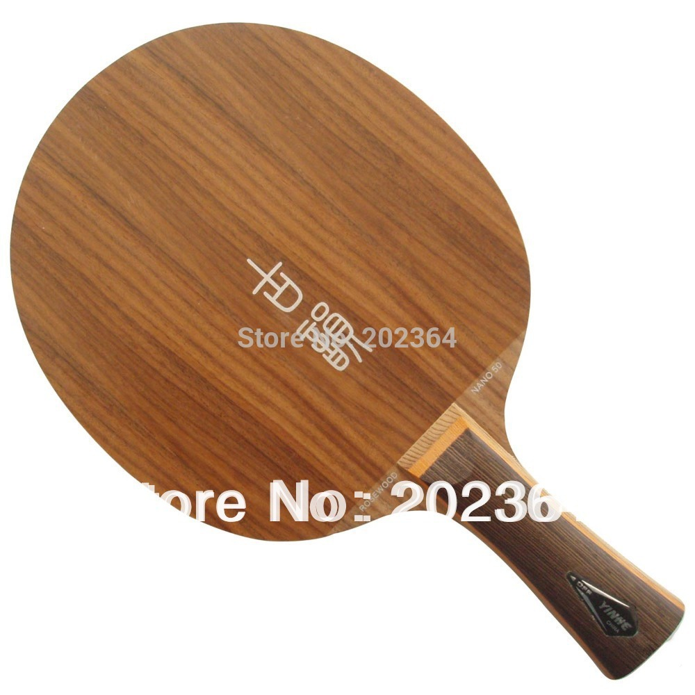 Galaxy / Milky Way / Yinhe NR-50 (Rosewood Nano 50) OFF Table Tennis Blade for PingPong Racket original yinhe milky way galaxy nr 50 rosewood nano 50 table tennis pingpong blade