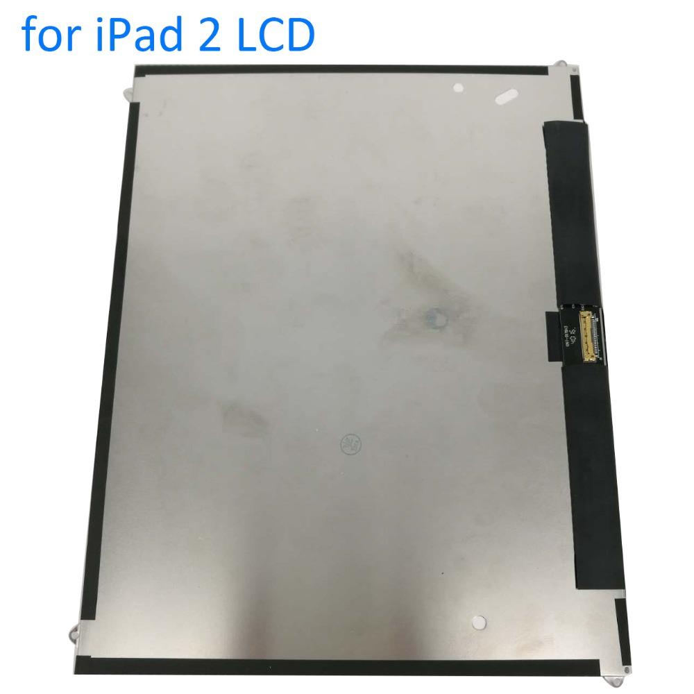 Prix pour ALANGDUO pour Apple iPad 2 iPad2 2nd A1395 A1396 A1397 Apple Tablet Écran lcd Écran Remplacement 100% Testé