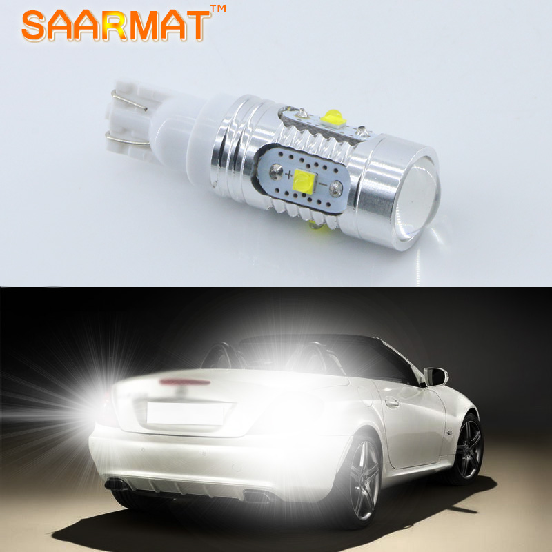 T15 W16W T10 W5W Currency Error Free LED Reverse/Clearance lights Lamp For Mercedes Benz ML/320/350/400  GLK350  E/Class/350/550 2pcs brand new high quality superb error free 5050 smd 360 degrees led backup reverse light bulbs t15 for jeep grand cherokee