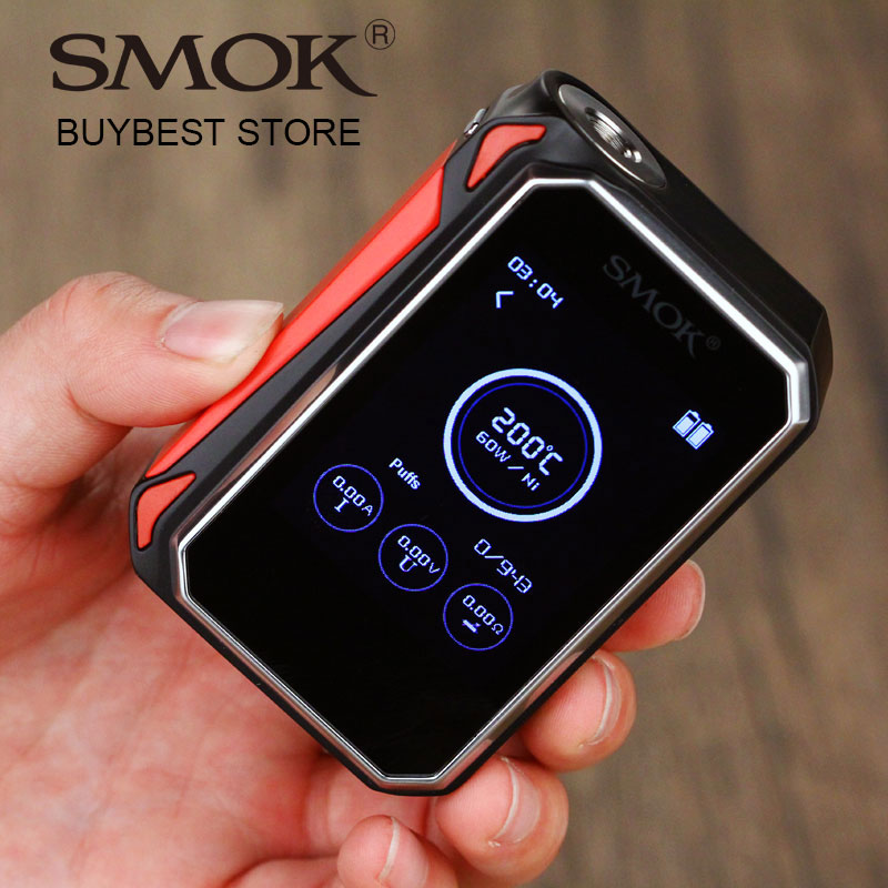 Original SMOK G PRIV 220W Touch Screen Box MOD GPriv 220 Vape Mod for Smok TFV8