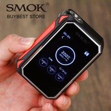 SMOK origine G-PRIV 220 W Écran Tactile Boîte MOD GPriv 220 vaporisateur Mod pour Smok TFV8 Gros Bébé Réservoir Atomzier E-Cigarette vaporisateur