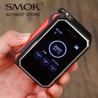 Original SMOK G PRIV 220W Touch Screen Box MOD GPriv 220 Vape Mod for Smok TFV8 Big Baby Tank Atomzier E Cigarette Vaporizer