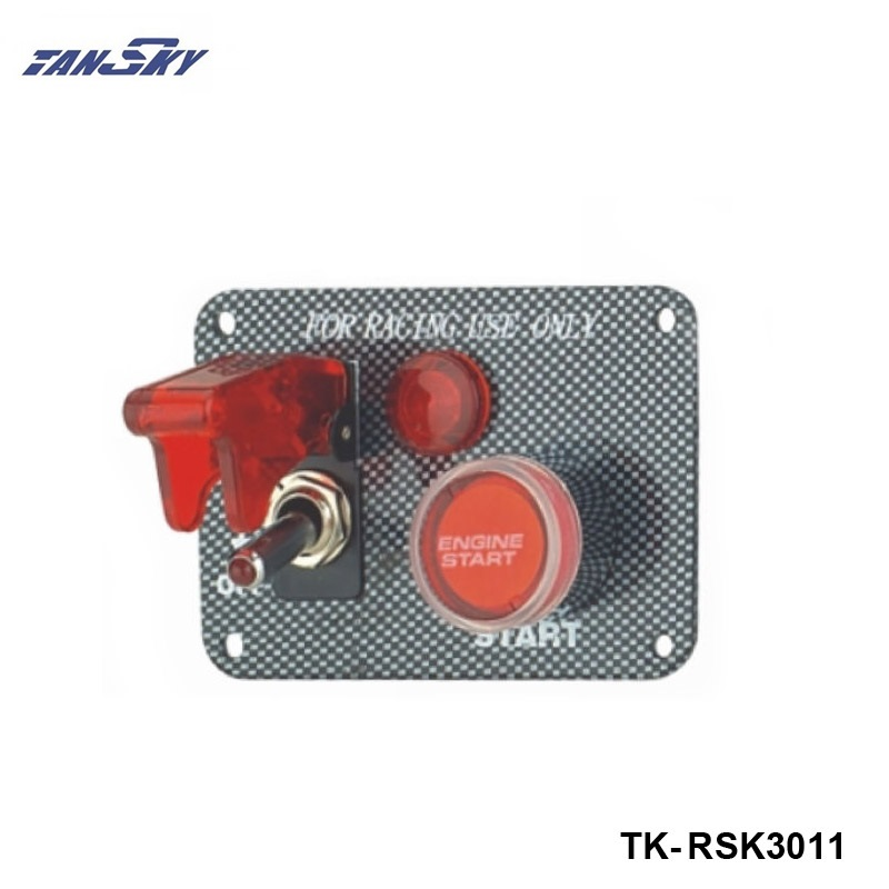 TANSKY-Switch Kit Car Electronics/Interruptor de Paneles de interruptores-flip-u