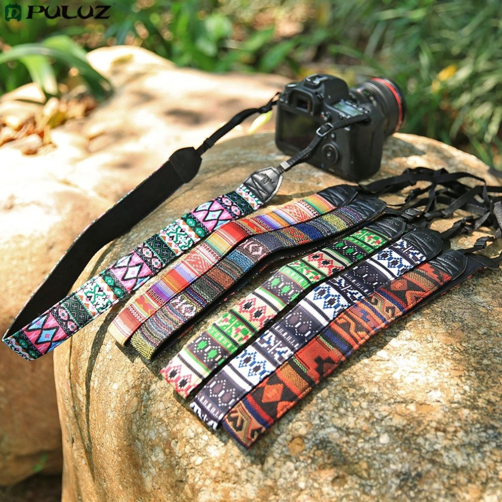 Canon Digital SLR Camera for Canon Digital SLR Camera Shoulder Strap Hand Belt Retro Style