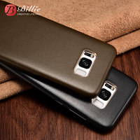 New Original XOOMZ Brand For Samsung Galaxy S8 S8 Plus Case Luxury Super Touch Feeling Genuine