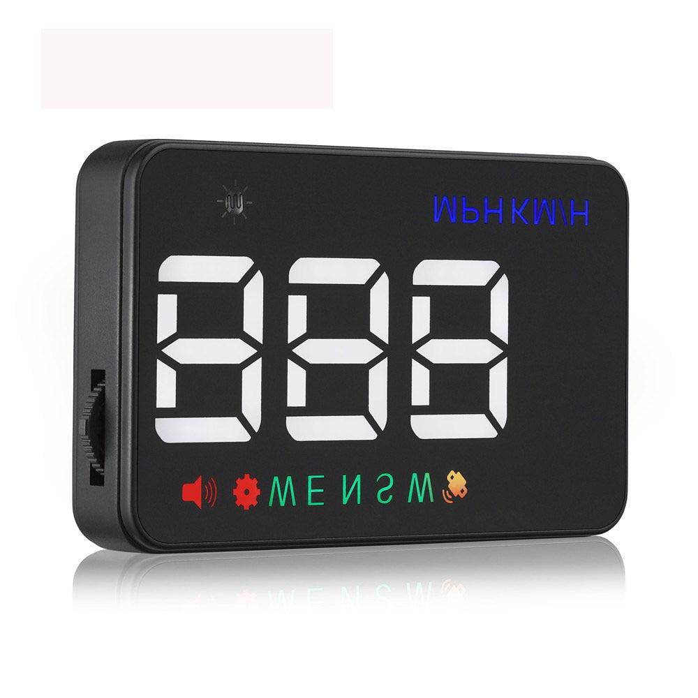 XYCING A5 HUD GPS Avtomobil Yuxarıdakı Ekran şüşəsi Proyektor - Avtomobil elektronikası - Fotoqrafiya 3