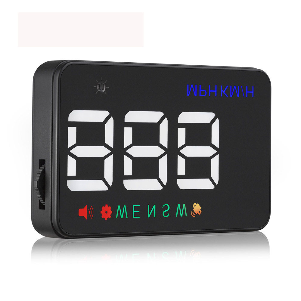XYCING A5 HUD GPS Car Head Up Windուցադրել առջեւի - Ավտոմեքենաների էլեկտրոնիկա - Լուսանկար 3