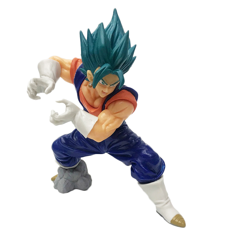 Dragon Ball Z Super Saiyan Ultra Instinct God SS Vegito Figurine Final Kamehameha Blue Vegetto Figure ETH0 in Action Toy Figures from Toys Hobbies
