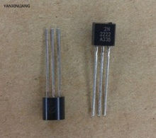 100PCS NPN Transistor TO-92 2N2222A 2N2222 New(China)