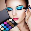 Pro 15 Colors Makeup Cosmetic Eye Shadow Eyeshadow Shimmer Matte Set Kit