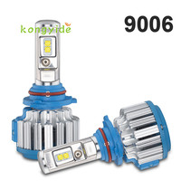 Auto Car Styling Car Styling Led 2pc 70W 7000LM 9006 Car LED Headlight B2 Canbus 6000K
