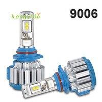Auto Car Styling Car Styling Led 2pc 70W 7000LM 9006 Car LED Headlight B2 Canbus 6000K