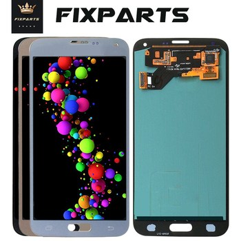Super AMOLED LCD S5 Neo For Samsung S5 NEO LCD Display G903 G903F Display Touch Screen Digitizer Assembly S5Neo LCD Replacement image