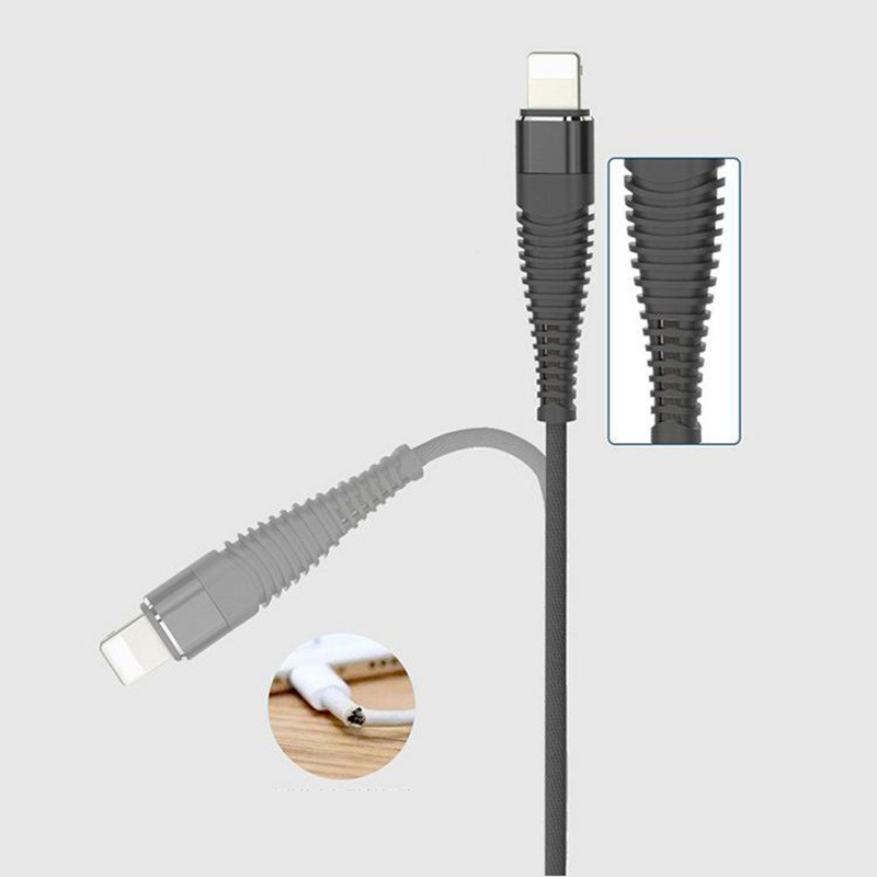 Suntaiho for iphone XS XR charger cable for lighting cable 3in1 Micro USB Cable for nokia 8 USB C Type C for samsung galaxy s9