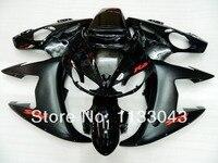 מעטפת Aftermarket עבור Yamaha YZF-R6 03-05 YZF R6 03 04 05 YZF R6 600 2003 2004 2005 סט חרטום שחור # vv42 + 7 מתנות