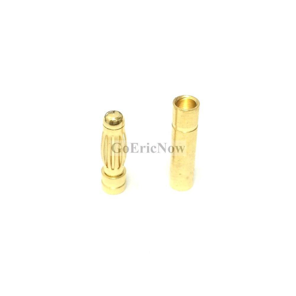 F-Stecker 5,2mm Vergoldet 10er Set Adapter