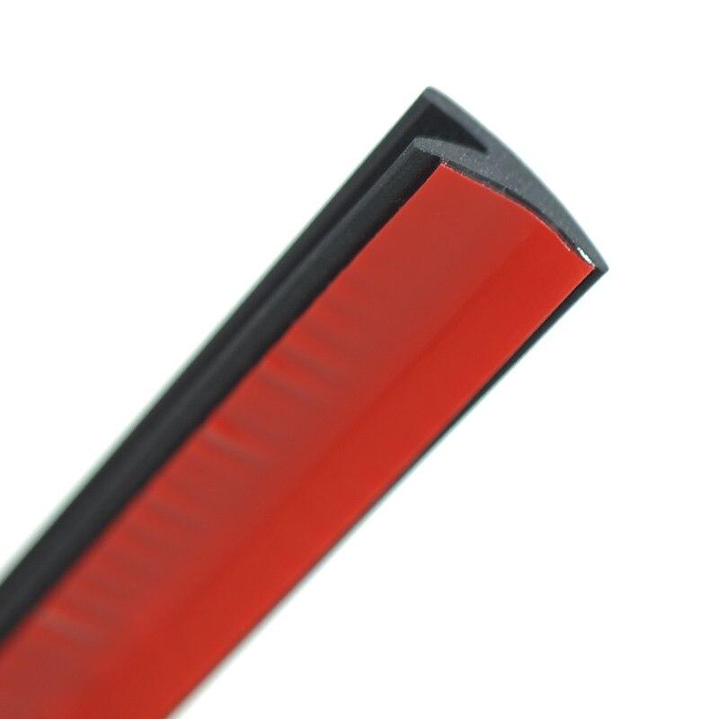 Аўтамабільныя налепкі V тыпу 3м Weatherstrip - Знешнія аўтамабільныя аксэсуары - Фота 2