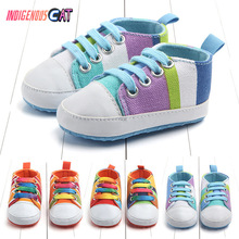 Hot-selling New Models 0-18months Boys Girls Toddler Shoes Infant Sneakers Newborn Soft Bottom First Walk Non-slip Fashion