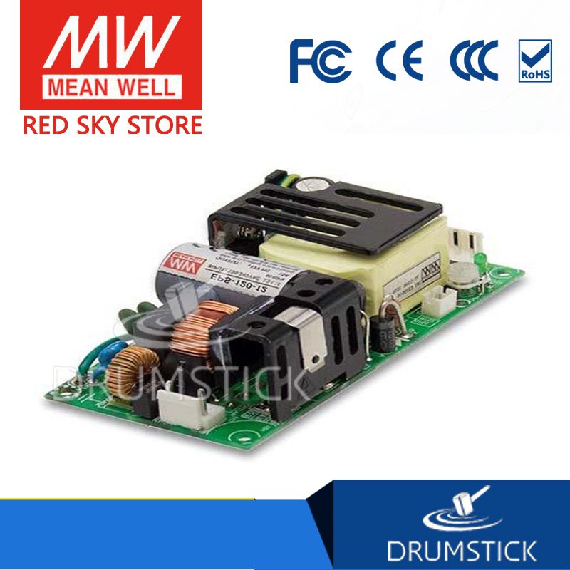hot-selling MEAN WELL EPS-120-48 48V 2.5A meanwell EPS-120 48V 84W Single Output Switching Power Supply [Real6] минипечь gefest пгэ 120 пгэ 120