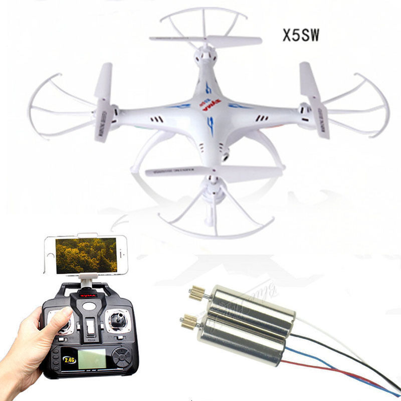 ФОТО Fee Shipping! Syma X5SW Explorers-II FPV 2.4G 50M RC Drone Quadcopter 2.0MP Wifi Cam +2 Motors